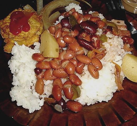 """""""Cocina Criolla"""" from Puerto Rico"""
