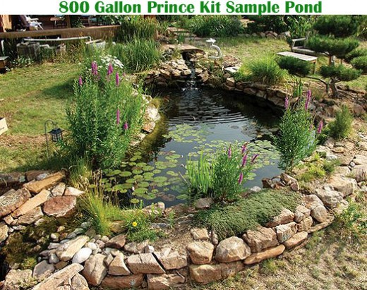 How to choose the right fish pond liner hubpages for Koi pond liner