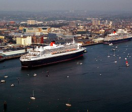 The Cruise Port of Southampton