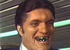 Richard Kiel, not a rapper but my favorite James Bond bad guy