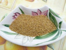 Bulgur Wheat - more oomph than couscous.