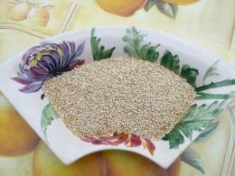 Quinoa - a delicious alternative to rice