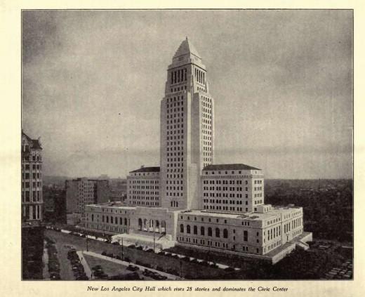 Los Angeles City Hall,1931