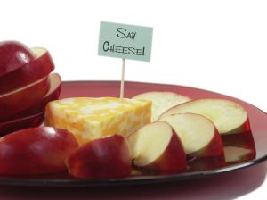 Many lactose-intolerant people do not have to avoid all cheeses.