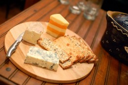Cheese plate photo: ulterior epicure @flickr