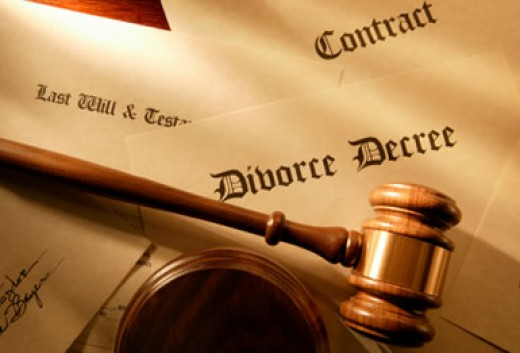 Filing For Divorce Initiates A Legal Process