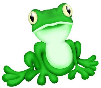 Frog Bathroom Decor