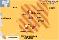 Intelligence Operations in Darfur, Sudan