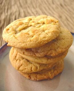 Saffron cookies...delicious