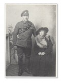 Harry returned from the War to marry Beatrice, his childhood sweetheart!