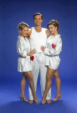 Aw...matching pyjamas