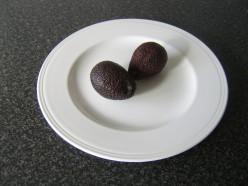 Ripe Avocado Pears