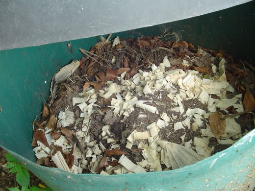 Typical composting efforts take a very long time to produce compost