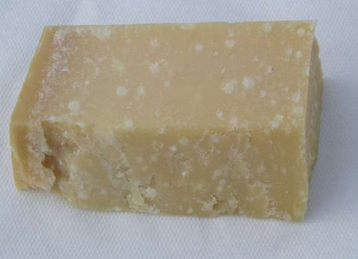 Aged Parmigiana Reggiano  This is a file from the Wikimedia Commons. Author Franois Trazzi