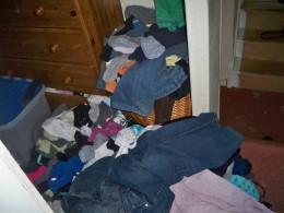 The washing mountain