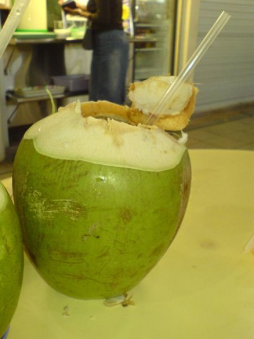 Coconut Water
