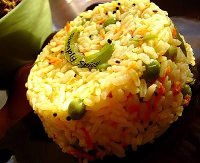 Ajowan rice pic