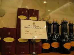 """Gold top tradizionale balsamico, aka """"liquid gold"""""""
