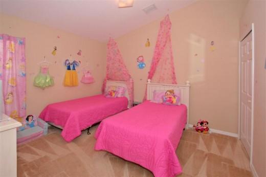 Imagine your own Disney Princess themed room at Solana Resort