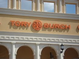 San Marcos Tory Burch outlet store