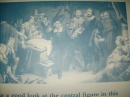 William Bradford and the Pilgrim Fathers