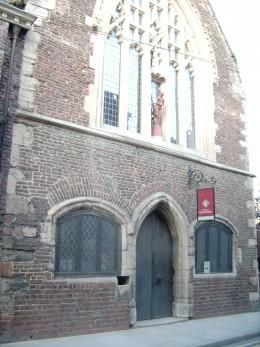 The Guild hall, Boston