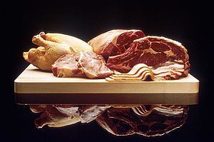 image if meat courtesy of wikipedia