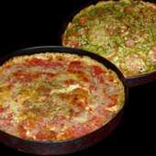 Zelda's Offers Chicago Deep Dish Pizza