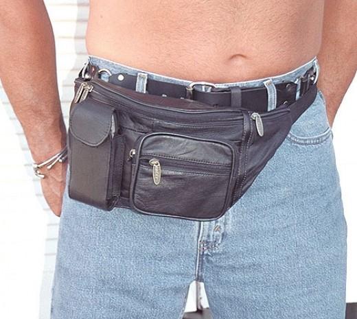 Fanny Packs / belly bag.