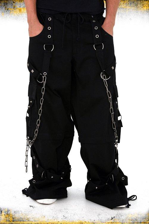 Goth pants enough said.