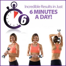 Shake Weight in Just 6min A Day