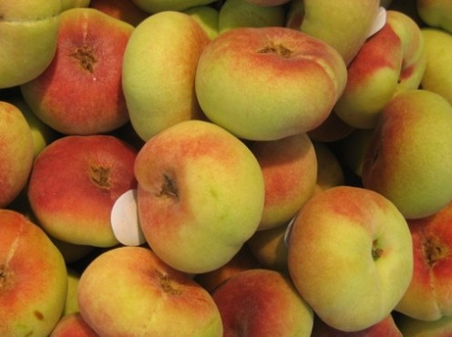 Store-bought peaches just aren't as good / Photo by E. A. Wright