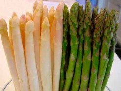 Asparagus The Vegetable of choice