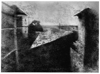 The First Known Photograph - made in 1826...