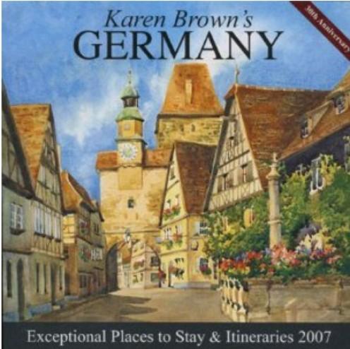 Travel Book Spain Karen Brown