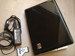Fixing an HP dv6000 with No Video (In Alberta)