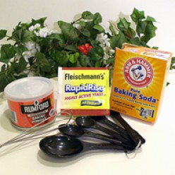 Leaveners, What to Use In Baking