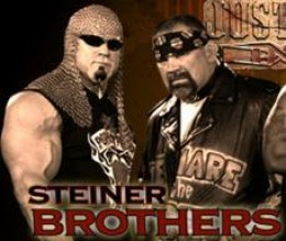 Rick & Scott Steiner are one of the most decorated tag teams of all time. Having competed in every major organization as a tag team, as well as being prominent overseas in New Japan Pro Wrestling, the two human suplex machines from Detroit, Michigan,