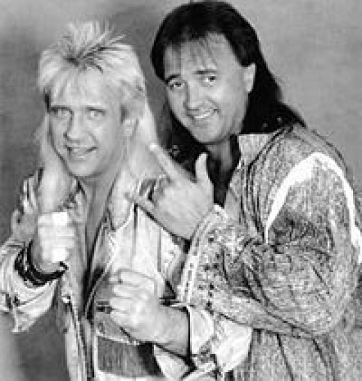 The Rock 'N' Roll Express may be best known for their ongoing and legendary feud with The Midnight Express managed by James E. Cornette, but the history and legacy of The Rock 'N' Roll Express is much more in depth. Having wrestled all over the world