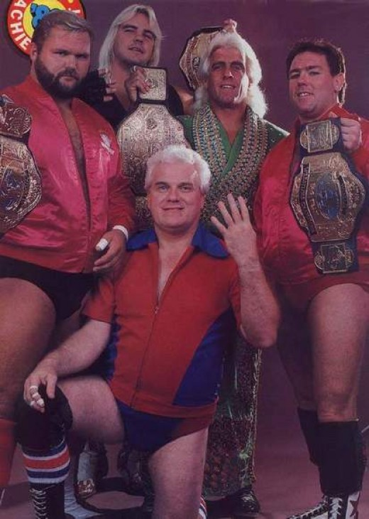 The Four Horsemen laid down the groundwork and foundations of every single future faction that came after them. They are the most influential faction of all time.
