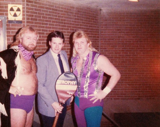 Their ongoing feud with the Rock N Roll Express elevated both The Midnight Express and their manager, James E. Cornette into the world of super-stardom.