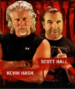 You know who they are. Love them or hate them, you will NEVER forget them. Scott Hall and Kevin Nash changed the very sport of professional wrestling as we know it, and it has never been the same since.
