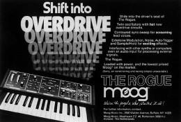 The original 1981 press advert