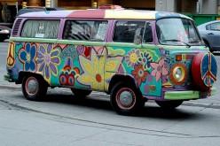Happy 60th VW Camper Van....