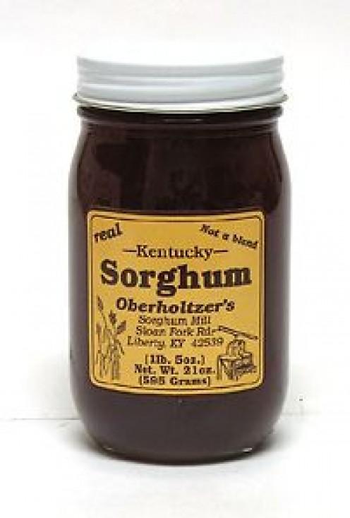 Sorghum jar from Kentucky