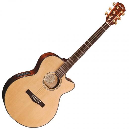 Venetian Style Cutaway Guitar