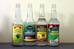 Some unique vinegars