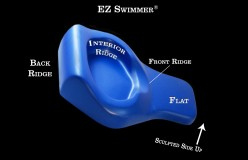 EZ Swimmer - The Strangest Looking Barbell Ever - Interval Circuit Training in the Swimming Pool
