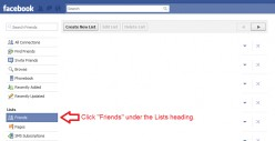 How to Appear Offline to Some Friends But Not Others on Facebook