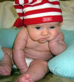 Baby I am so depressed!